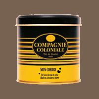 boite de thé de la compagnie coloniale