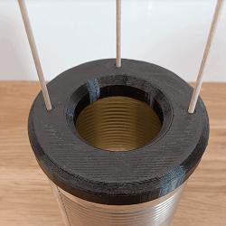 ensemble réservoir potager 3D